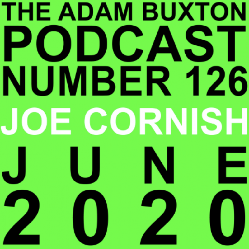 Join Adam Buxton as he chats to Joe Cornish in his latest podcast.