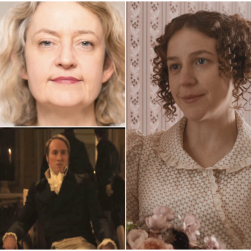 Watch Gemma Whelan, Lucy Briers and Oliver Chris in the hilarious new film adaptation of Jane Austen's 'Emma'.