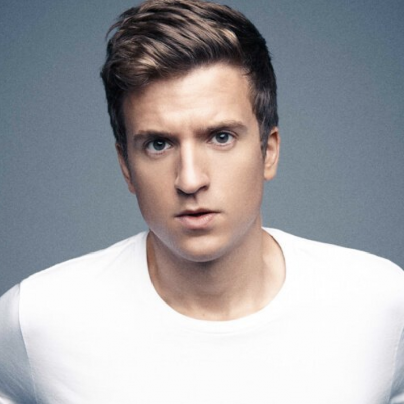 Greg James is in conversation with Digital Thinkin at Tortoise on 6th July at 6:30pm.