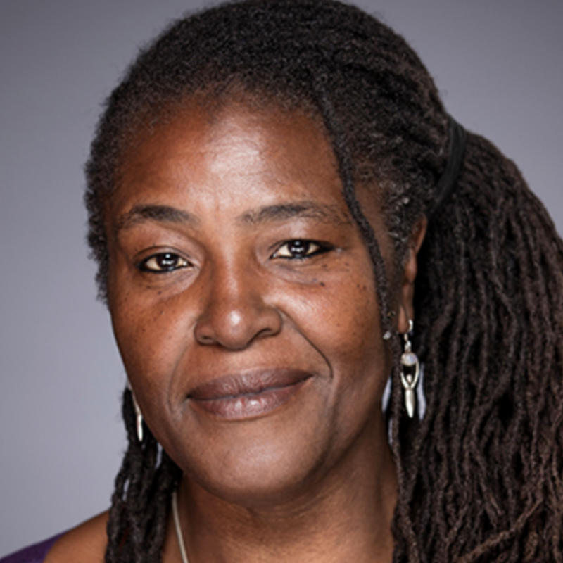 Sharon D Clarke will be taking part in 'Turn Up!' an online concert to support the Black Lives Matter Movement.