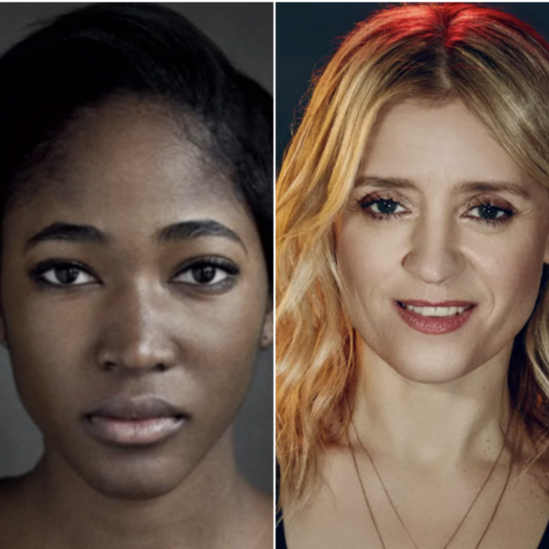 Anne-Marie Duff and Adelayo Adedayo will be participating in My White Best Friend (and Other Letters Left Unsaid) at the Royal Court.
