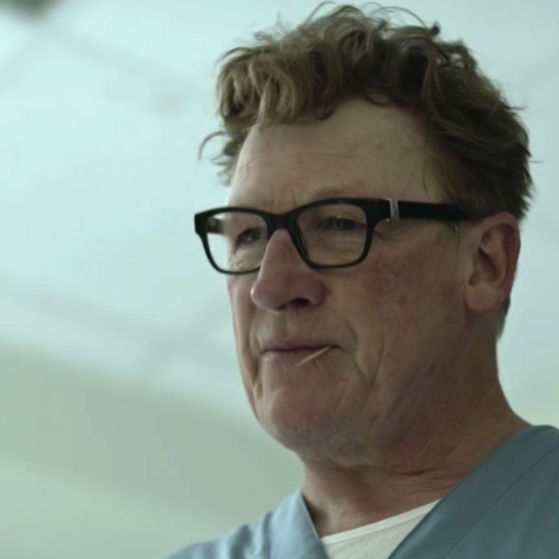 Geoff Bell stars in the third series of the mystery thriller Absentia.