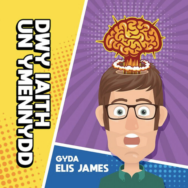 Congratulations to Elis James for winning Best Podcast in the Welsh Language at the British Podcast Awards 2020!