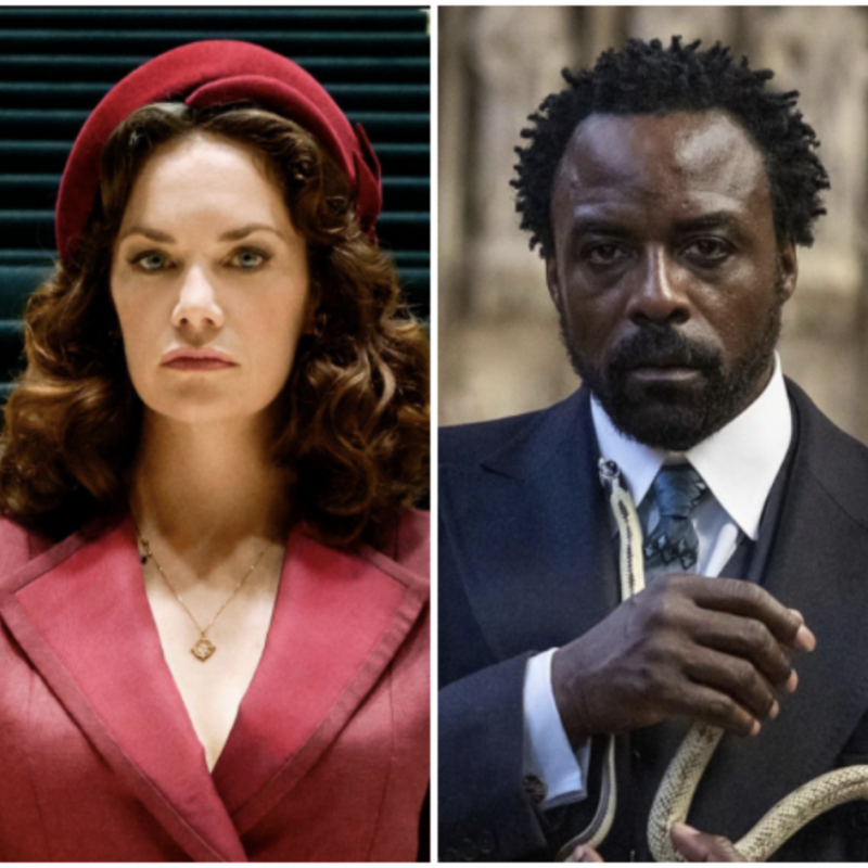 Ariyon Bakare and Ruth Wilson join the His Dark Materials panel for Comic Con 2020 At Home.