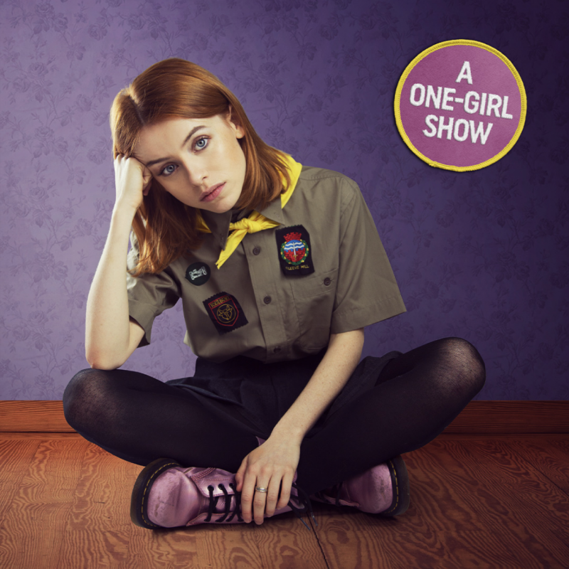Get your tickets to see Rosie Day in Instructions For A Teenage Armageddon.