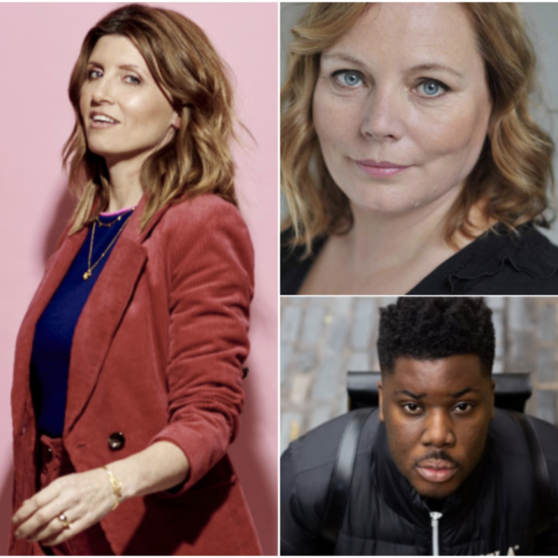 Don't miss Sharon Horgan, Joanna Scanlan and Hammed Animashaun in Caitlin Moran's How to Build a Girl.