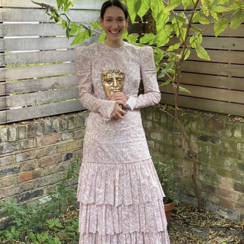 Massive congratulations to Sian Clifford and all the BAFTA TV winners!