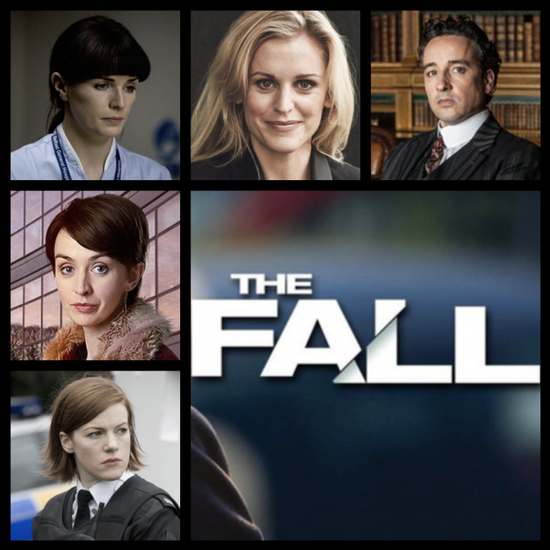 All 3 series of The Fall are now available on Netflix!