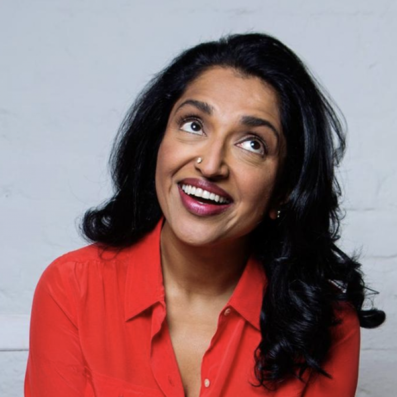 Get your tickets now to see Sindhu Vee at the New Normal Festival!