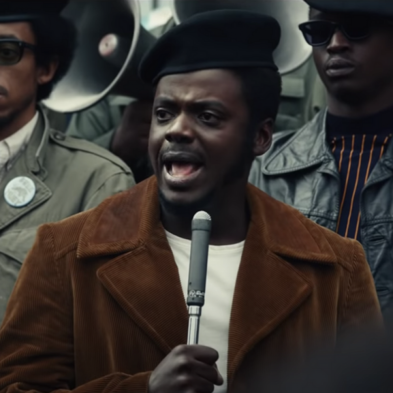 Watch the new trailer for Judas and the Black Messiah starring Daniel Kaluuya