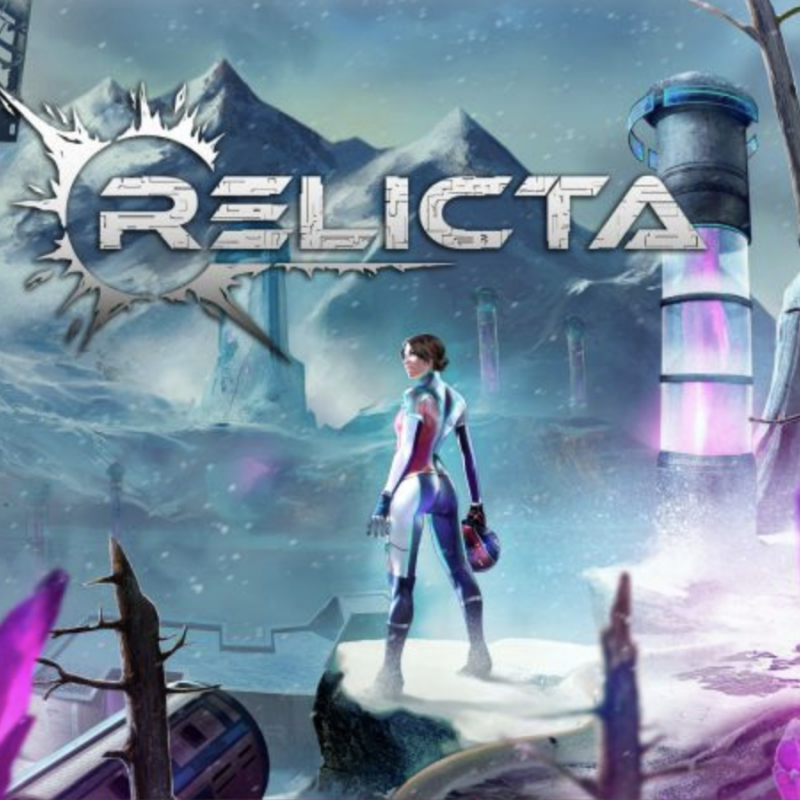 Boris Hiestand voices Ragnar Nguyen and Systems in the new puzzle game RELICTA which is OUT NOW!