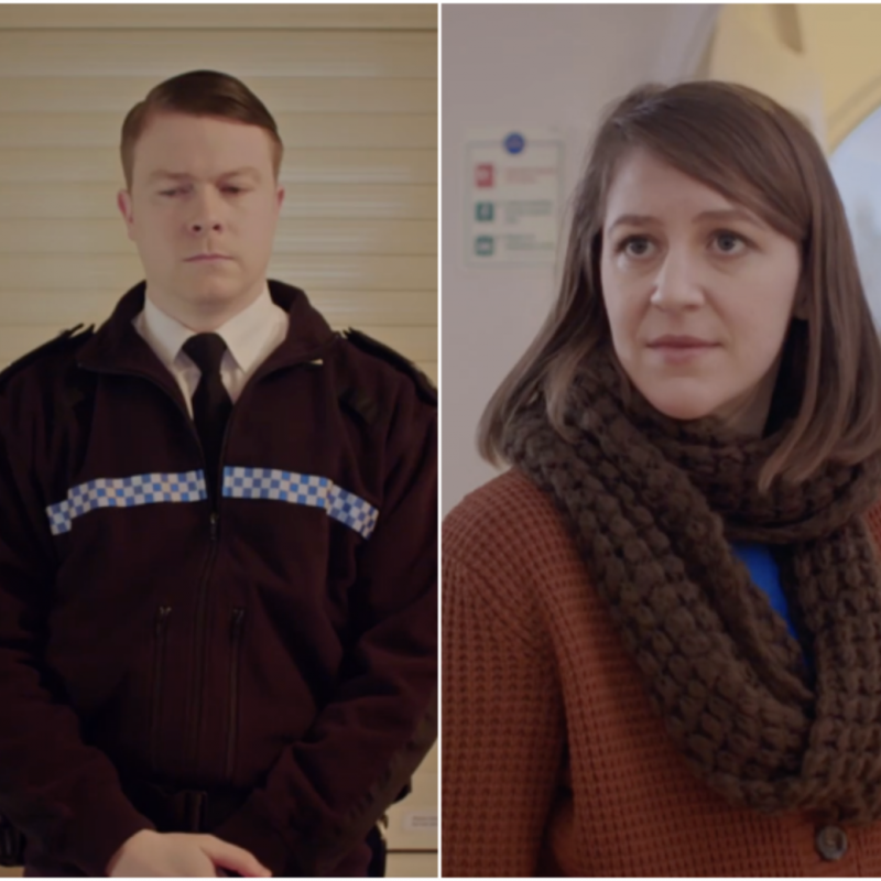 Check out Mike Wozniak's brilliant new short film 'Sump', starring Daniel Rigby and Gemma Whelan.