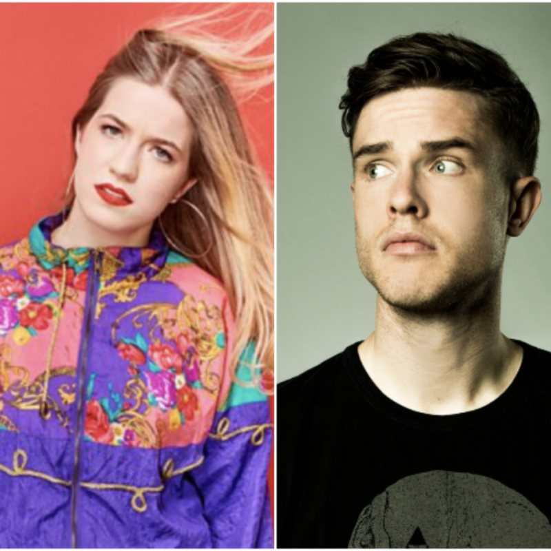 Catch the fantastic Olga Koch as she joins Ed Gamble at the Rooftop Comedy Experience!