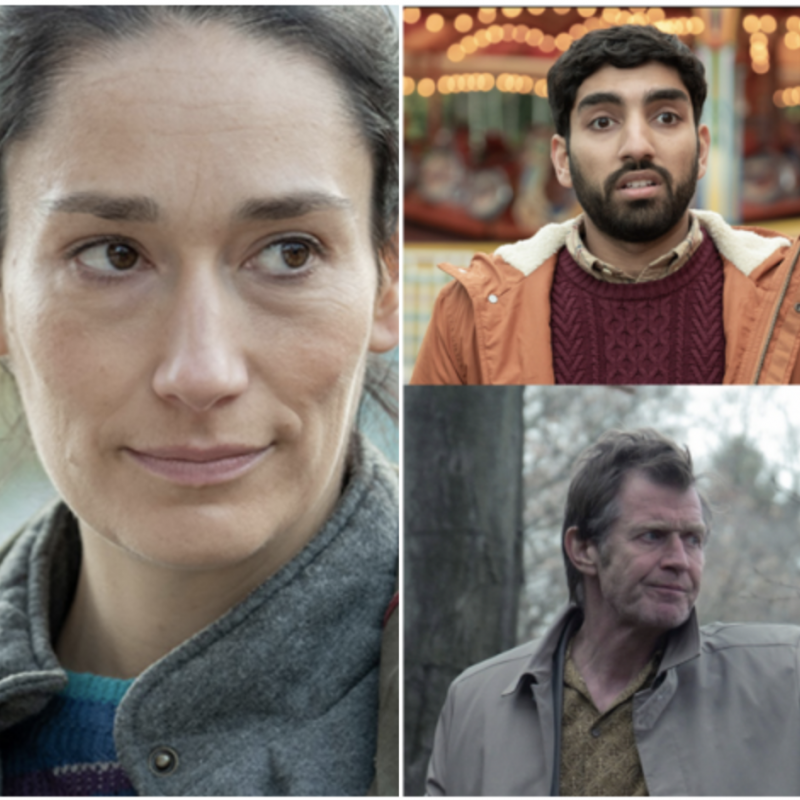 Don't miss the new doomsday comedy series Two Weeks to Live starring Sian Clifford, Mawaan Rizwan and Jason Flemyng.