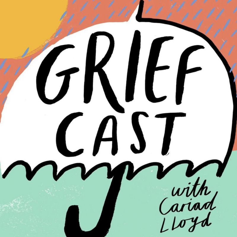 Series 6 of the Griefcast podcast from the wonderful Cariad Lloyd is here.