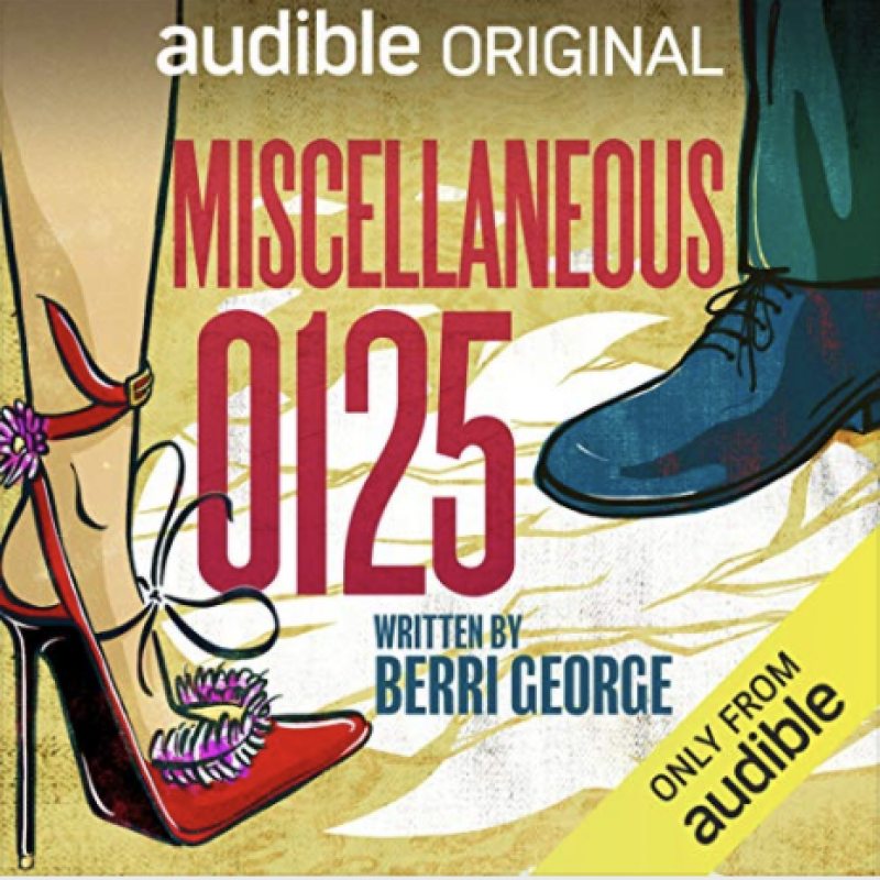 Listen to the incredible Ryan Sampson in the new Audible Drama Miscellaneous 0125.