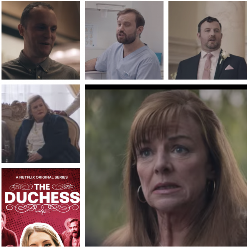 Catch Doon Mackichan, Ella Kenion, Jack Barry, Naz Osmanoglu and Ciarán Dowd in the new highly anticipated comedy series The Duchess.