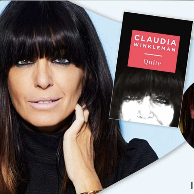 Claudia Winkleman is in conversation with Emma Freud about her new collection of essays Quite.