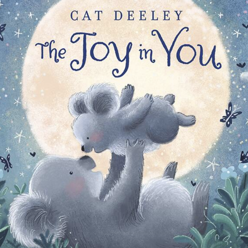 Cat Deeley's first children's picture book The Joy in You is out today!