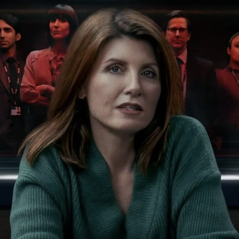 Don't miss the brilliant Sharon Horgan in the new series of Criminal!