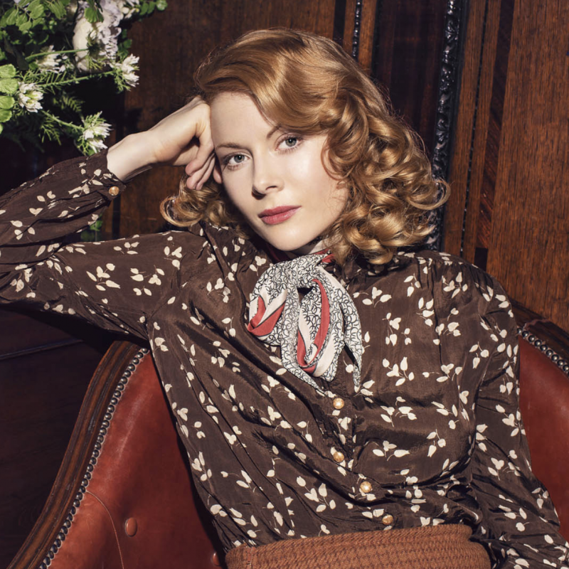 Not long to wait now before we get to see Emily Beecham in The Pursuit of Love.