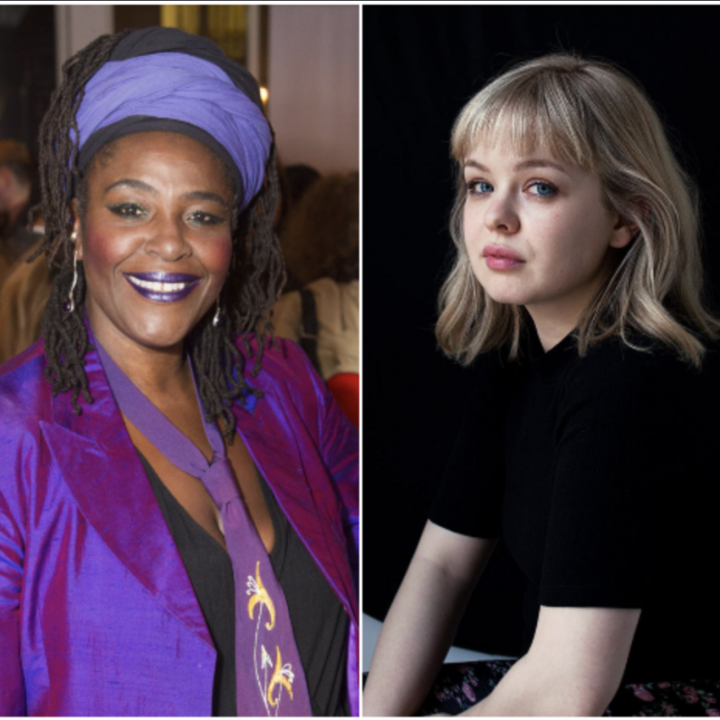 Sharon D Clarke and Nicola Coughlan to star in Written on the Waves, a new audio project!