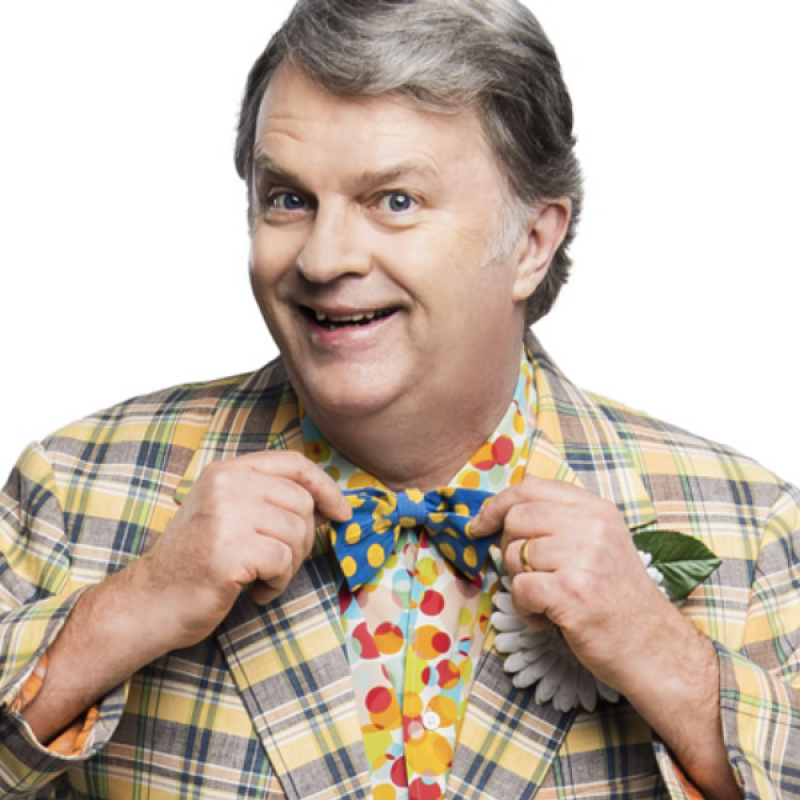 Paul Merton and the Hairspray cast will be appearing live in action on Britain's Got Talent next week!