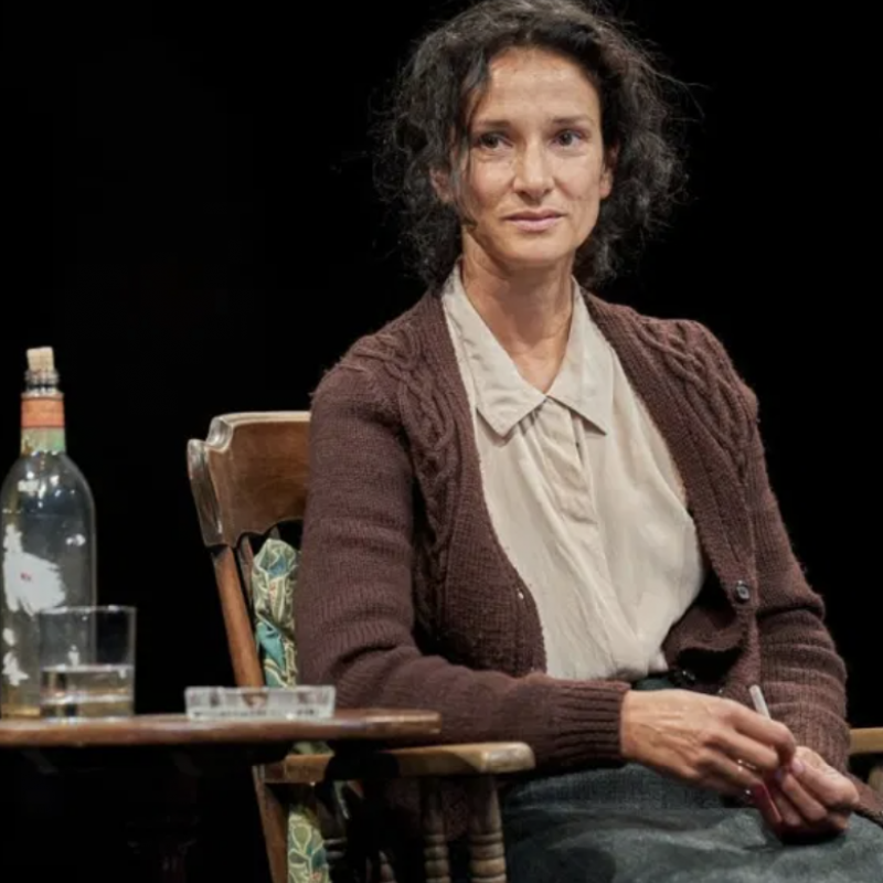 The reviews are in for Faith Healer, starring Indira Varma!