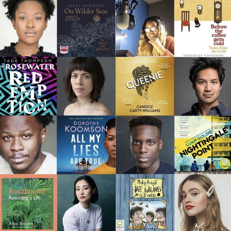 Congratulations to Fiona Hampton and Aimee Lou Wood have been included in the Best New Voices list!