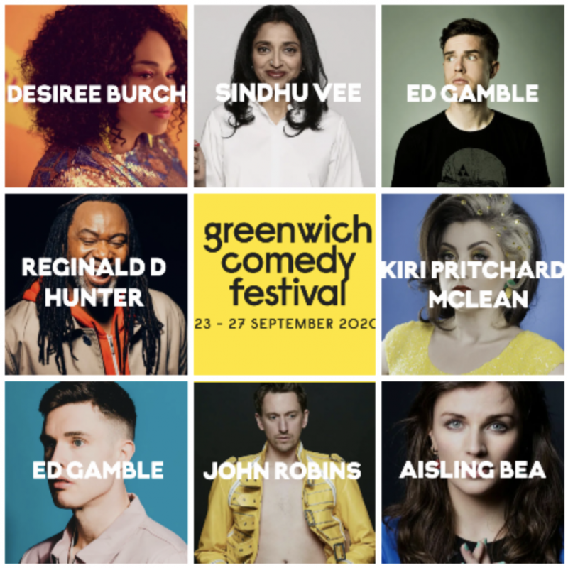 Be sure to head to the Greenwich Comedy Festival where you can watch a host of STV comedians!