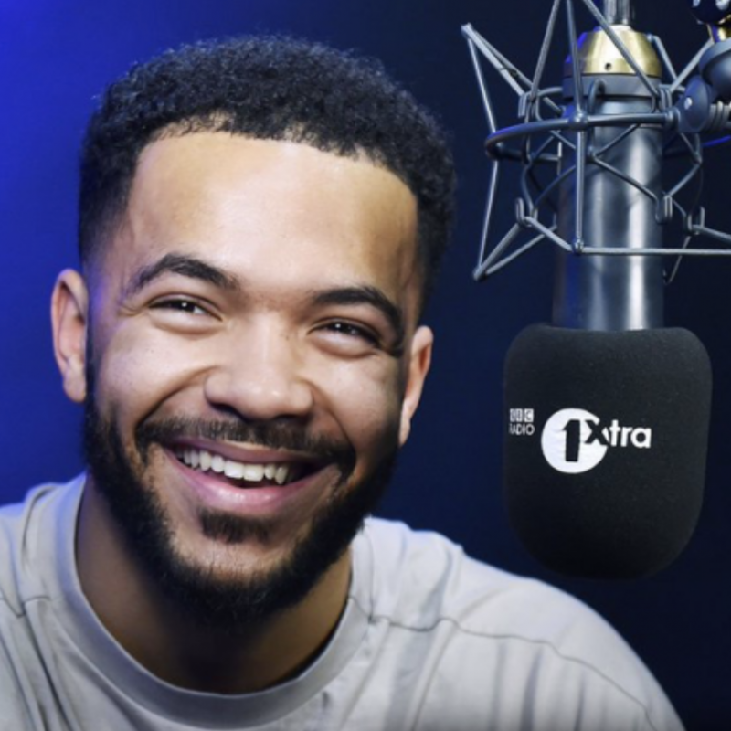 We're so happy that Reece Parkinson will now present the 1Xtra Drivetime show!