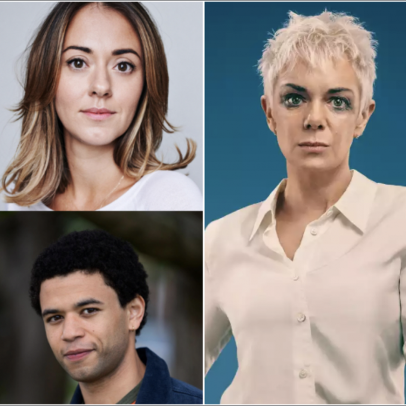 Mike Bartlett's new TV drama Life begins tonight, starring Victoria Hamilton, Calvin Demba and Susannah Fielding, and with Karl Theobald and Kate Ashf