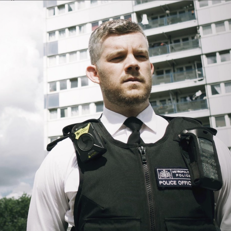 Catch Russell Tovey in the new show No Masks!