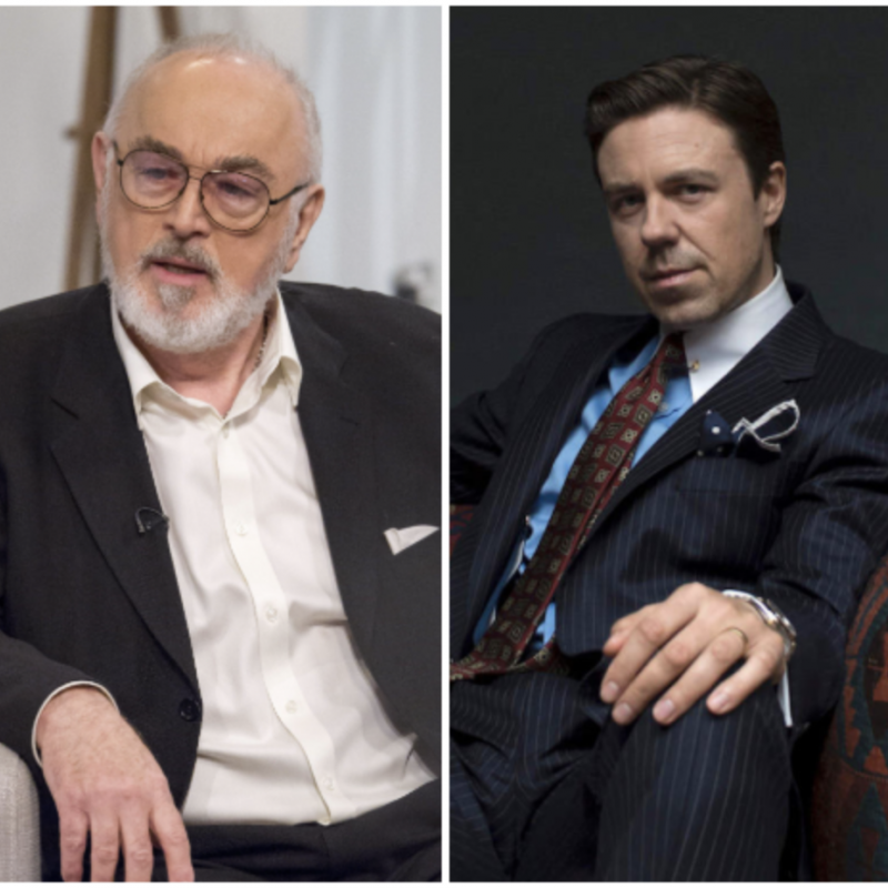 Be sure to catch series two of The Spanish Princess, starring Andrew Buchan and Peter Egan.