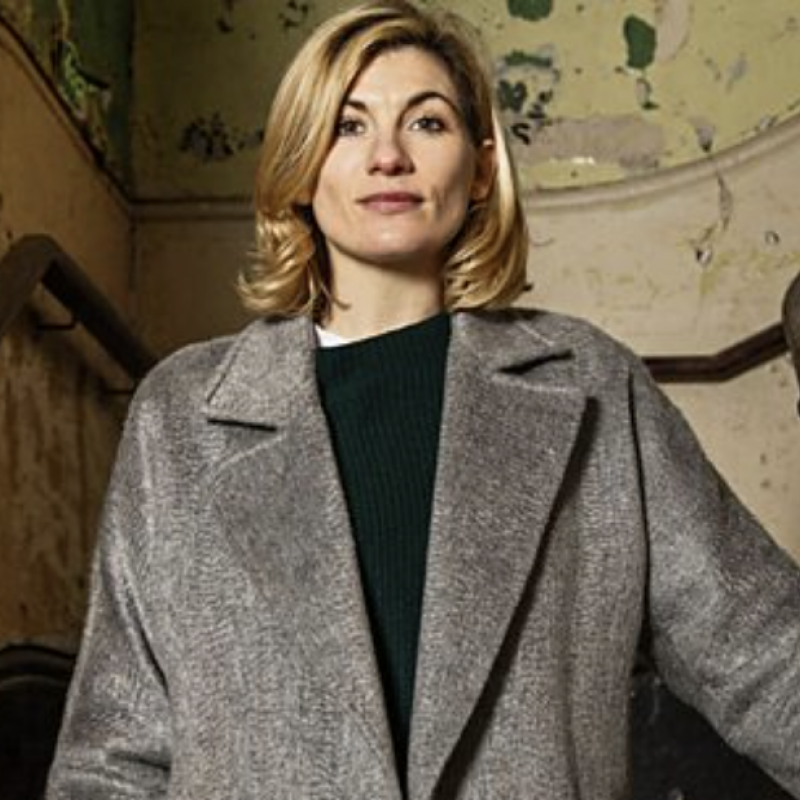 Tune in to Who Do You Think You Are with the wonderful Jodie Whittaker!