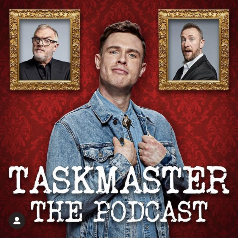 Ed Gamble to host the official Taskmaster podcast!