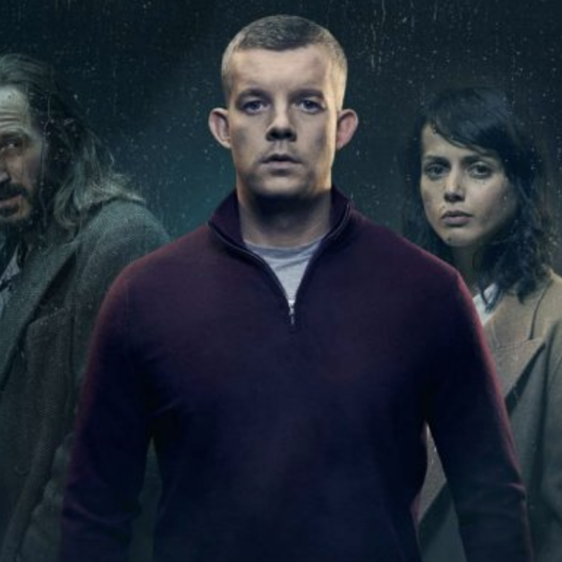 The wonderful Russell Tovey leads the cast in the new suspenseful series The Sister.