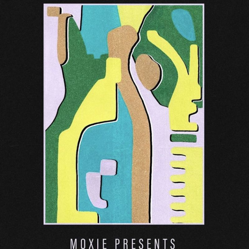 The 5th compilation in the Moxie Presents series is out today!
