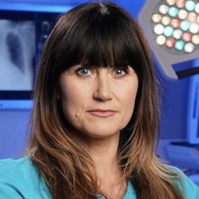 Holby City is back on screens with series regular Dawn Steele!