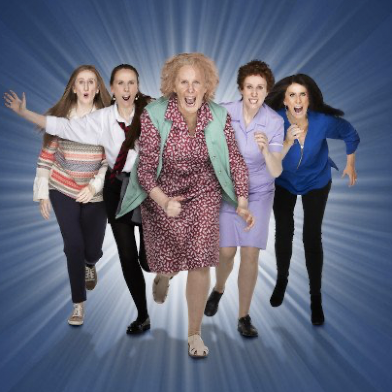 Series 1-3 of the Catherine Tate Show is available to watch now on the iPlayer!
