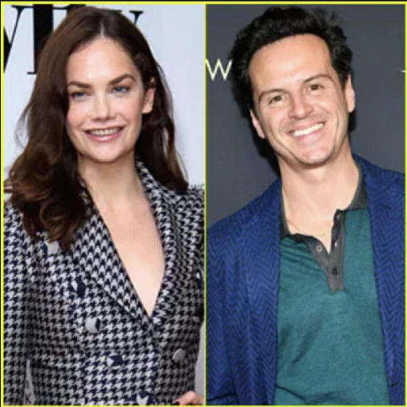 Ruth Wilson to star in new HBO feature-length adaptation of the hit stage-play, Oslo, with Andrew Scott.