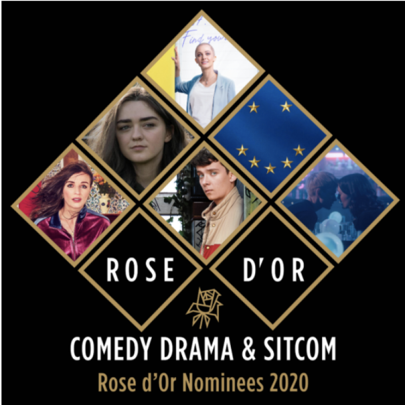 Congratulations to all the STV talent nominated in the Rose d'Or Awards!