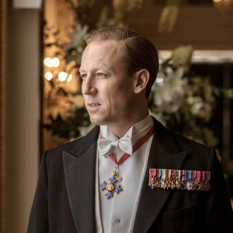 Season 4 of The Crown is upon us - starring the brilliant Tobias Menzies as the Duke of Edinburgh