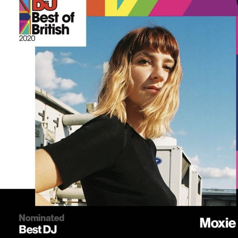 Huge congratulations to DJ Moxie for her Best DJ nomination from DJ Mag!