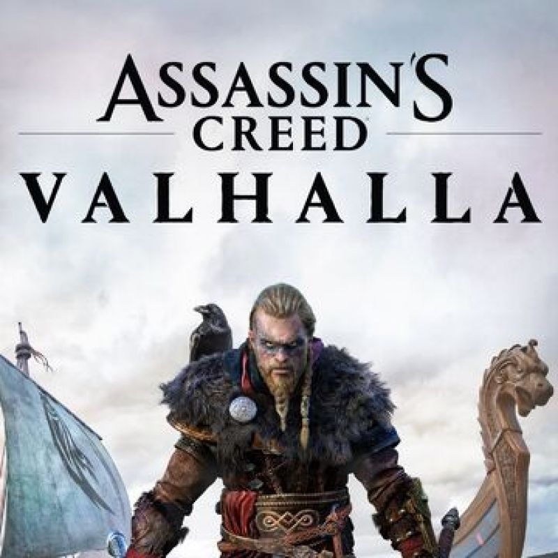 The new Assassin's Creed Valhalla is out now with a host of STV talent lending their voices!