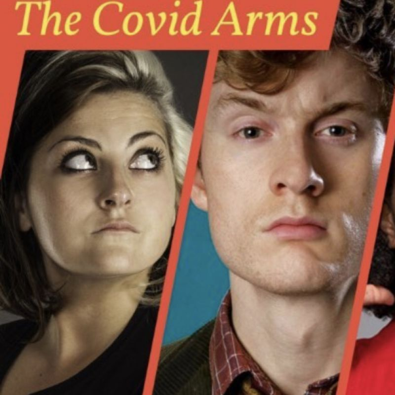 James Acaster joins Kiri Pritchard-McLean at the Covid Arms!