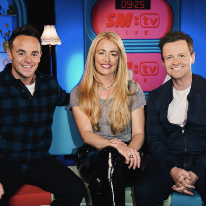 The wait is finally over for the SM:TV Live reunion, with Cat Deeley!
