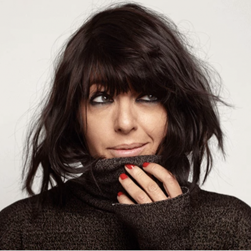 Congratulations to Claudia Winkleman on her new Saturday morning slot on BBC Radio 2!