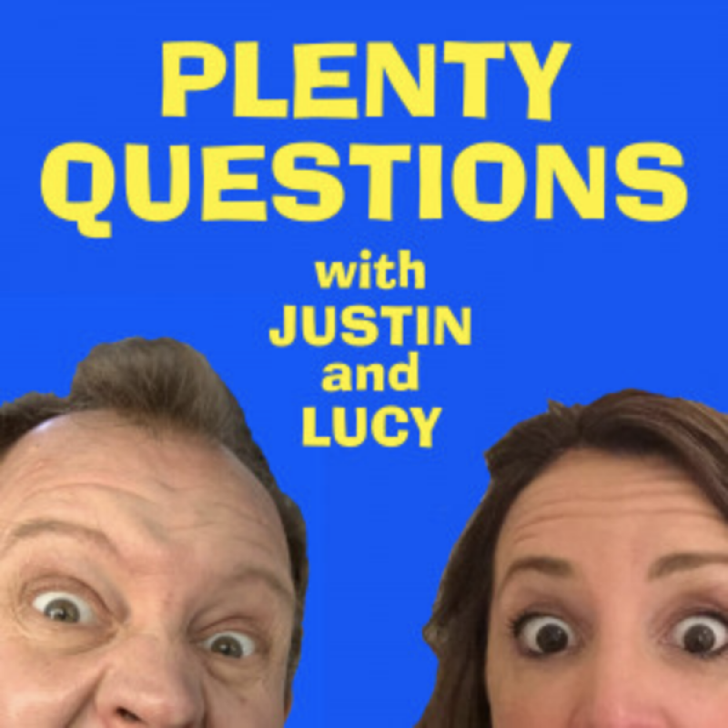 Looking for a new podcast? Why not tune in to Justin Edwards' Plenty Questions!