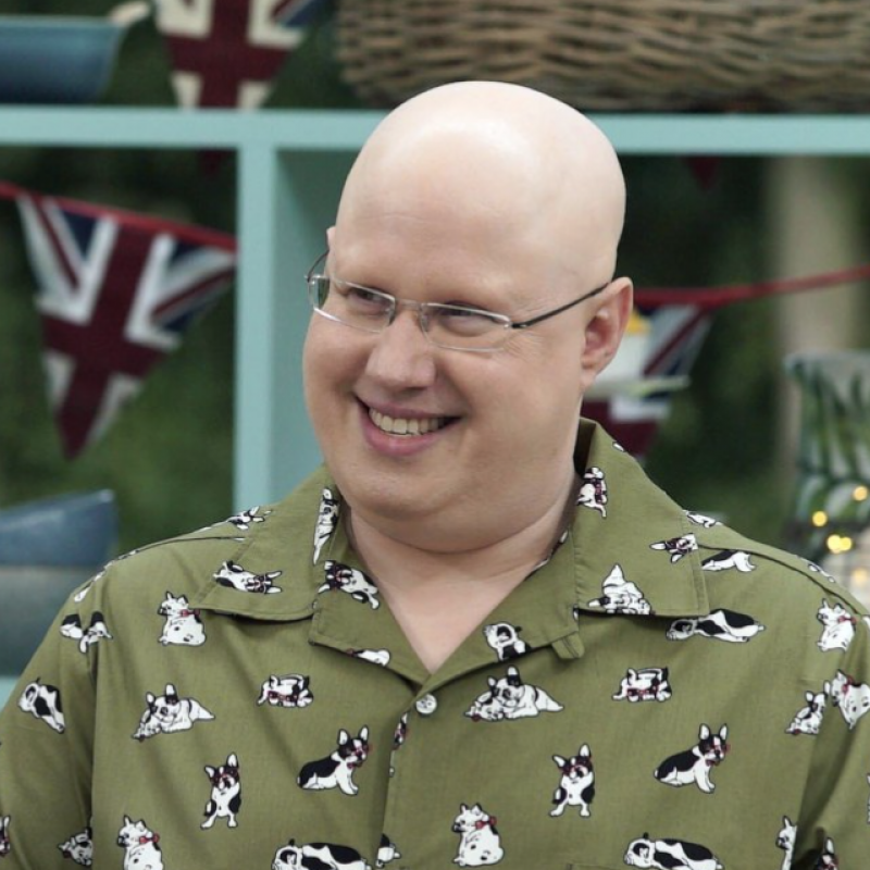 The final of the Great British Bake Off is here, with Matt Lucas!
